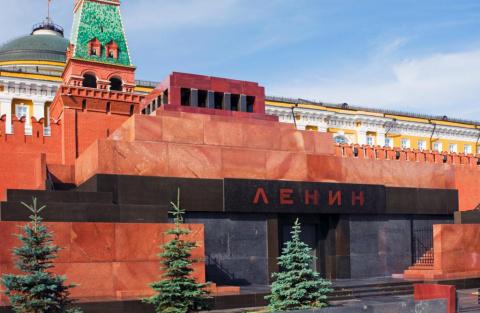 Ленина очень скоро похоронят