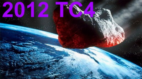 12 октября в Землю врежется …