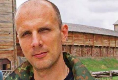"Повесился командир полка ""Азов"""
