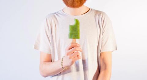 Съел мороженое - посади куст малины