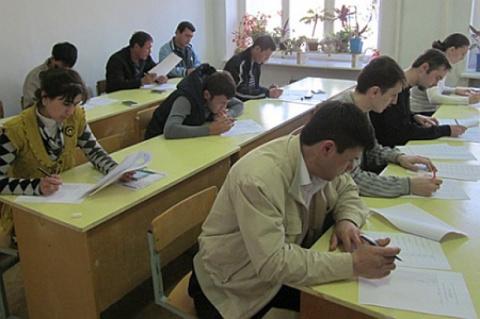 Галичане на экзаменах в РФ б…