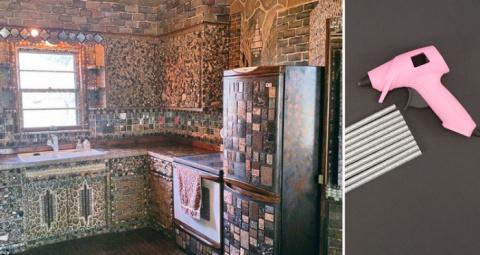 Более 30 лет художница создавала дом своей мечты, теперь соседи скрипят зубами от зависти