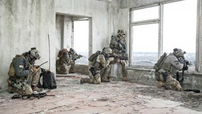 ОАЭ направит в Сирию спецназ для борьбы с ИГ