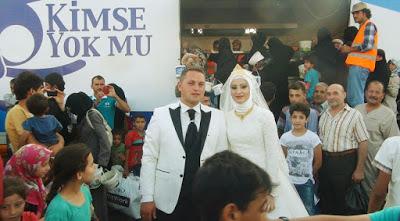 Благотворительная свадьба: м…