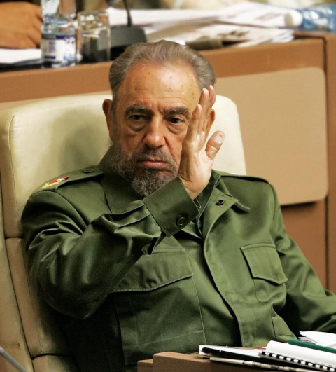 Фидель Кастро красава