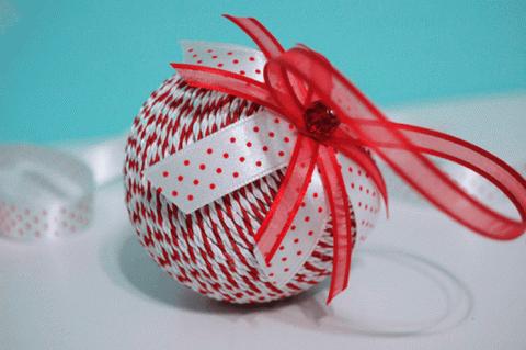 Ёлочная игрушка из макарон своими руками