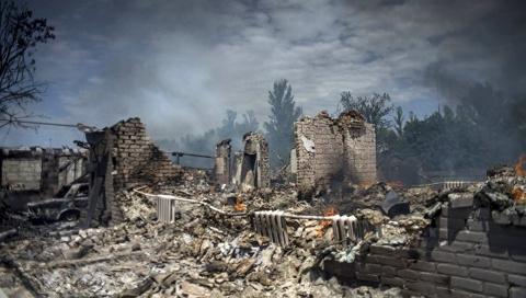 Порошенко продолжит обстреливать Донбасс, пока США дают на это деньги