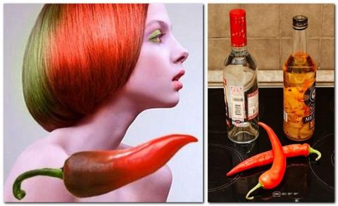 Перцовка для волос: рецепт и…