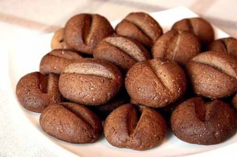 """Печенье """"Кофейные зерна"""""""