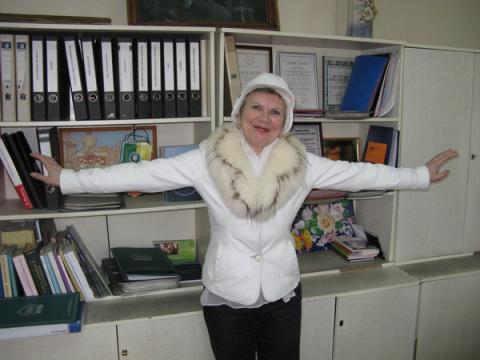 Галина Саморокова