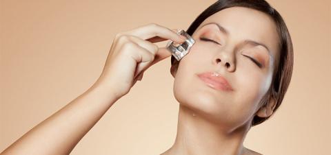 6 волшебных влияний льда на кожу о которых Вам обязательно нужно знать