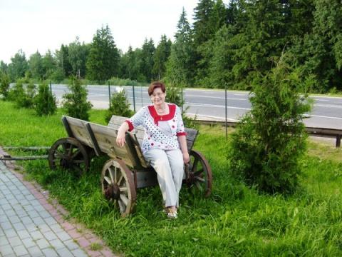 Светлана Бекарева