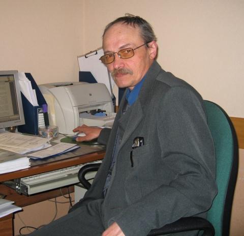 Александр Андреевич Садым (личноефото)