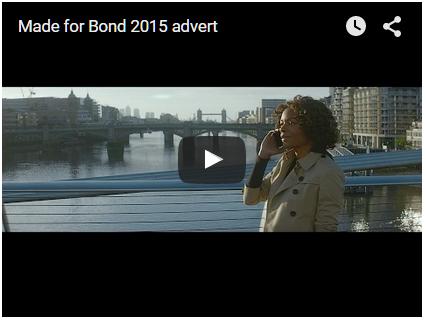 Sony представила рекламу нового смартфона с персонажем бондианы