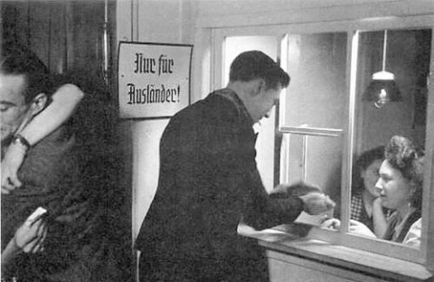 Дома терпимости в немецких концлагерях: что это было