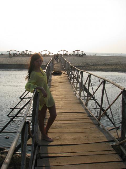 Индийские каникулы.Морджим-Мондрем