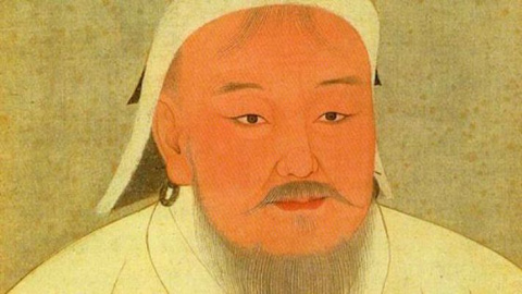 7 загадок Чингисхана