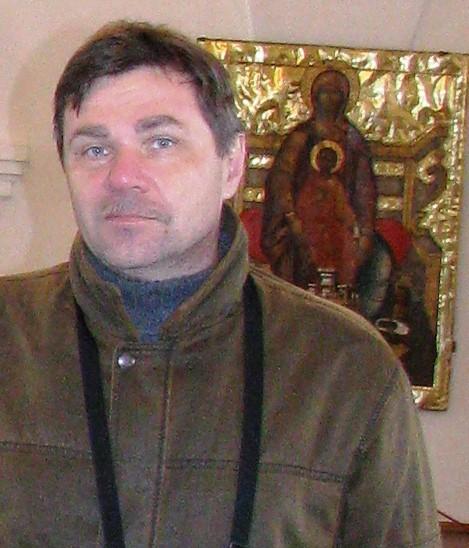Алексей Саунов