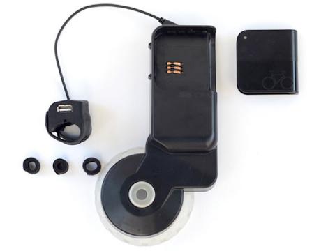 Крути педали - заряжай телефон