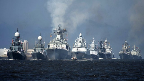 """Оружие ВМФ России: """"Шквал"""", обгоняющий время"""