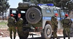 «Гаранты примирения» — российская военная полиция начала дежурство в Африне
