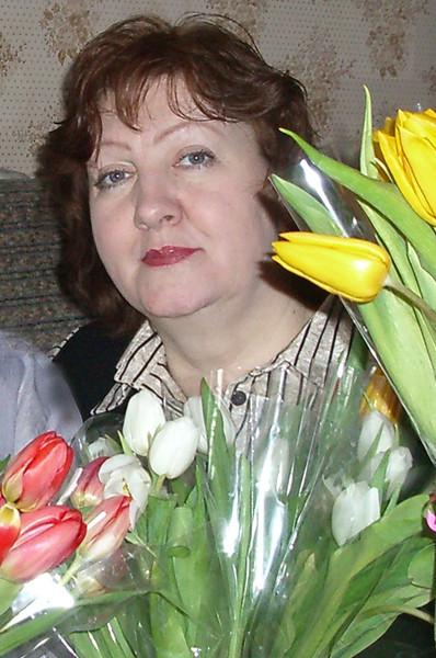 Елена Прохина