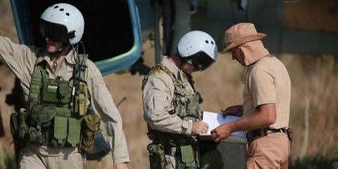 Как российские военные в Сирии отдыхают после вылетов