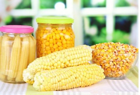 Заготавливаем кукурузу впрок