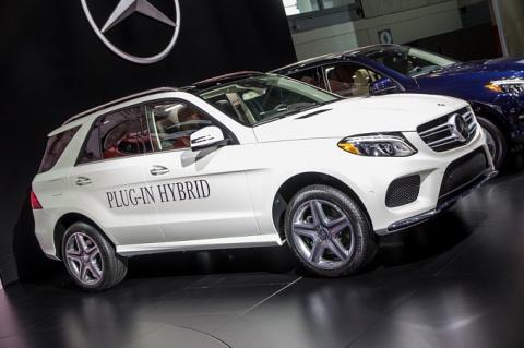 Электрические страсти по Mercedes-Benz