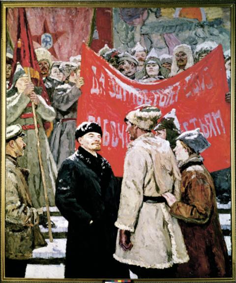 Владимир Мединский: К 1917 году Сирия уже была наша. И тут явился Ленин