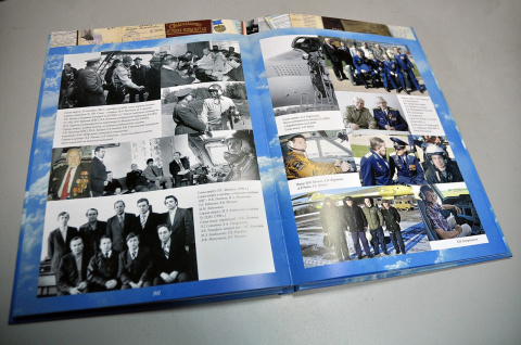 Книга историка авиации Ильдара Валеева. Интересующимся историей отечественной авиации