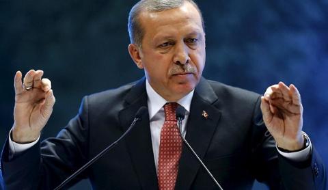 Эрдоган Вашингтону: выбирайте— или я, или курды