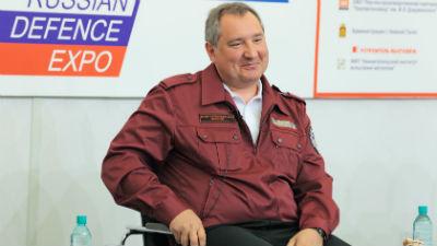 Рогозин не согласился с Обам…