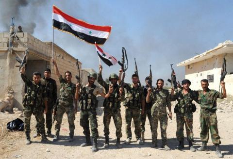 Война в Сирии: в боях под Алеппо уничтожено 2 тысячи террористов