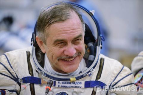 Космическая одиссея Павла Виноградова