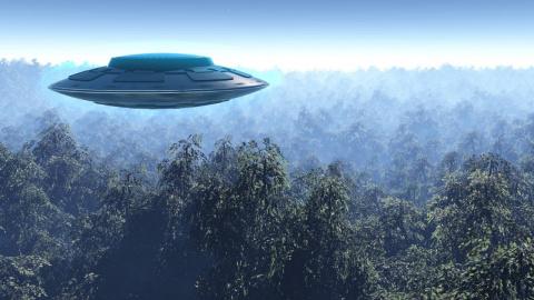 Самые реальные хроники посещений Земли пришельцами