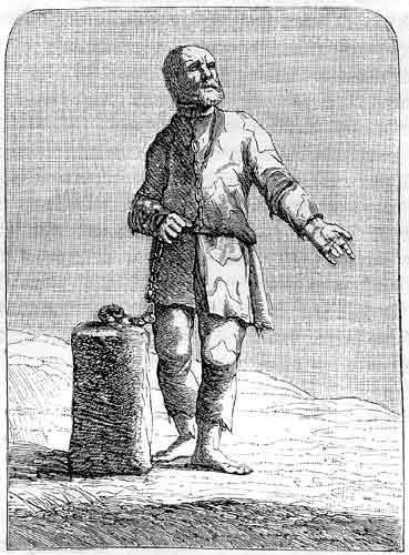 Злые духи из нижегородских Могилищ
