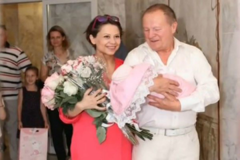 70-летний актер Борис Галкин…