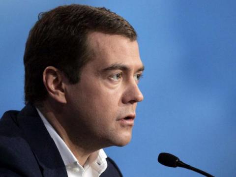 Кремль необычным способом ответил относительно участия Медведева в президентских выборах-2018