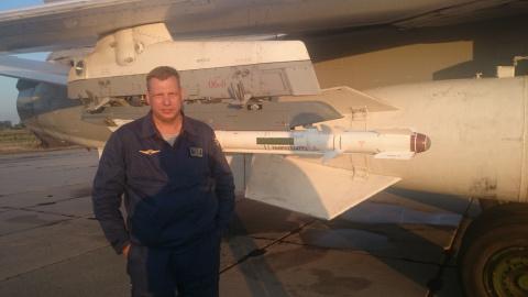 В Сирии погиб пилот из Челябинска