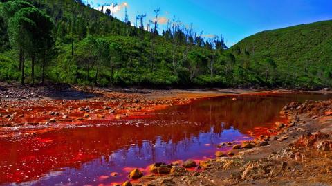 Самые прекрасные и опасные места нашей планеты