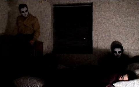 Квартира с привидениями