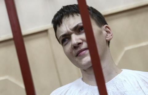 Генпрокуратура РФ утвердила обвинительное заключение в отношении Надежды Савченко