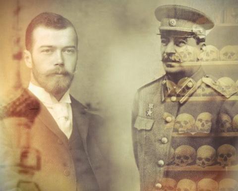 Николай II, Ленин и Сталин. Кто более кровавый?