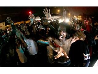 Бумеранг «цветной революции»…