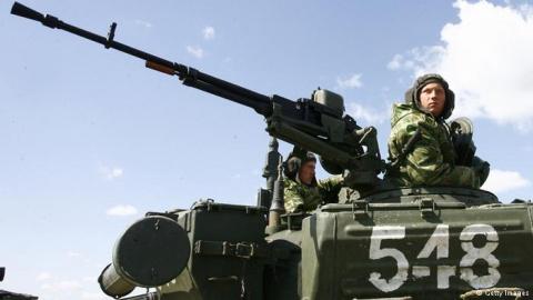 Сдерживание российской агрес…