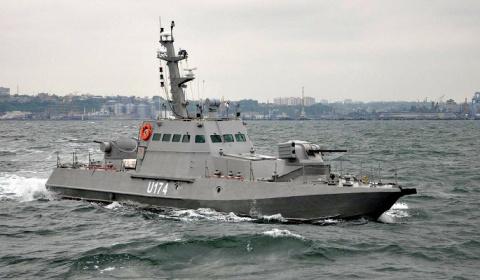 Украина хочет шестью катерам…