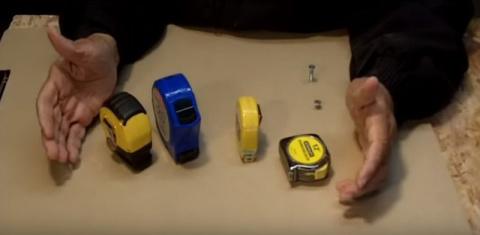 3 хитрости с обычной рулеткой, о которых вы, возможно, не знали