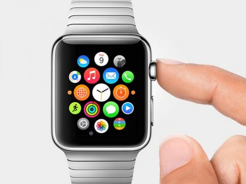 """""""Умные"""" часы Apple будут сто…"""