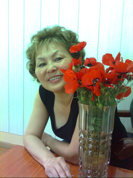 Татьяна Сулейменова (Супугазиева)